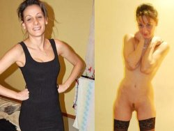 Homemade before-after sex pics of real MILFs and wives