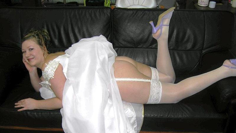 Mature bride fuck