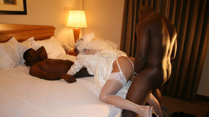 With you sex mature swingers interracial with
