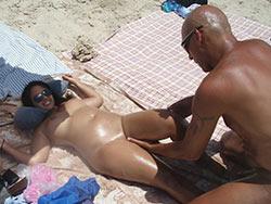 Muscle black fucks white wife