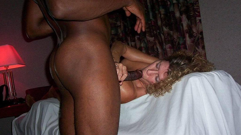 Wife wants black cock fuck her ass
