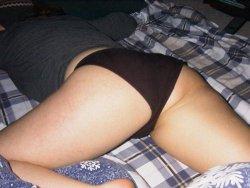 Big-tit MILF wife fucked indoor and outdoor