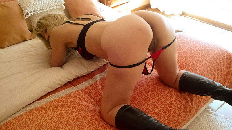 hot wives selfpics bent over nude