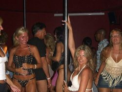Real wives nude in the swingers club