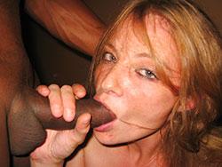 Hooker wife blowbang and gangbang pics