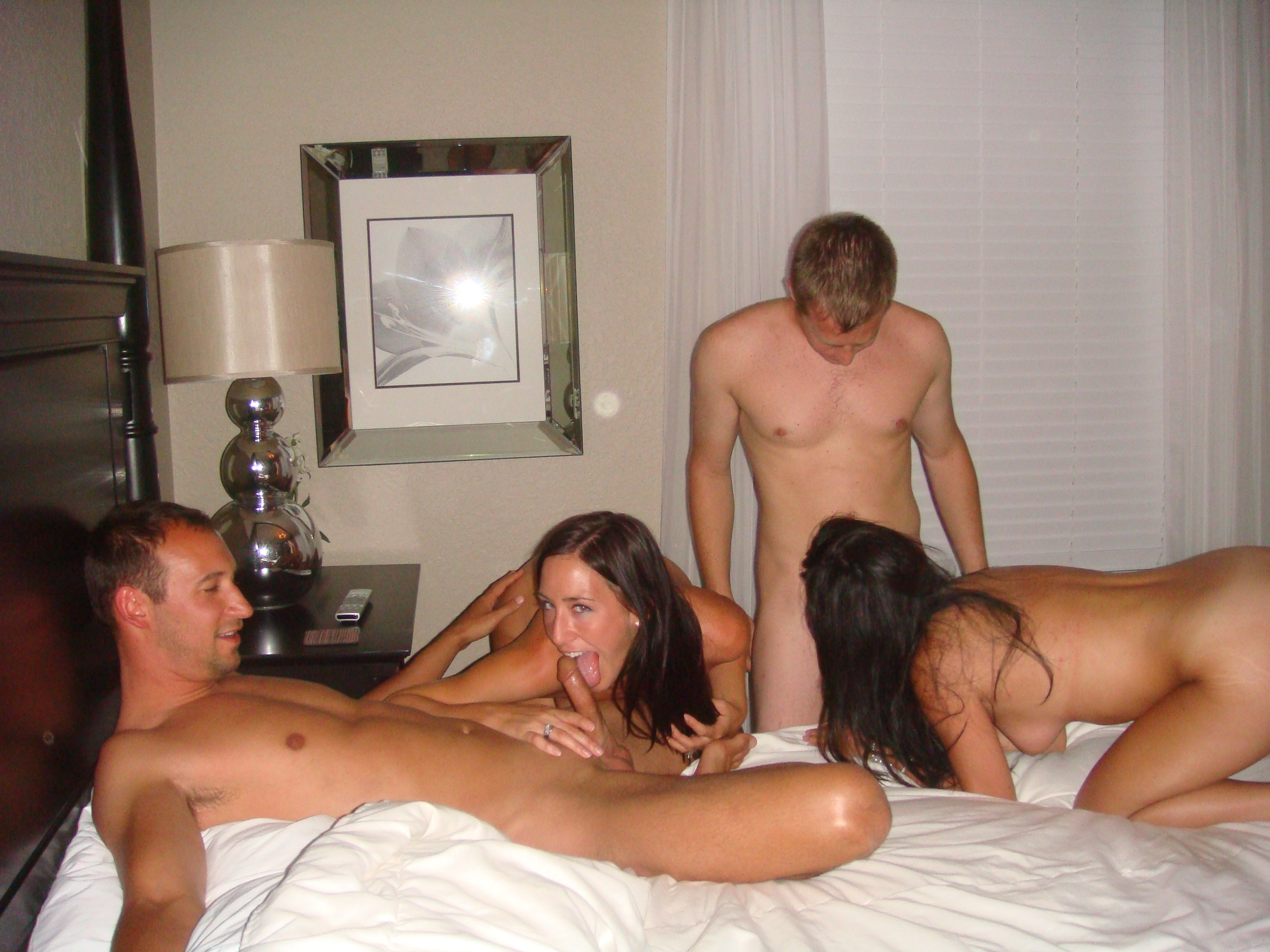 image Reality sex party with bjs all around