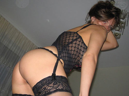 Necessary words... naked sexy wife in lingerie words... super