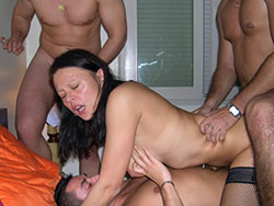 gangbang sharing my wife com