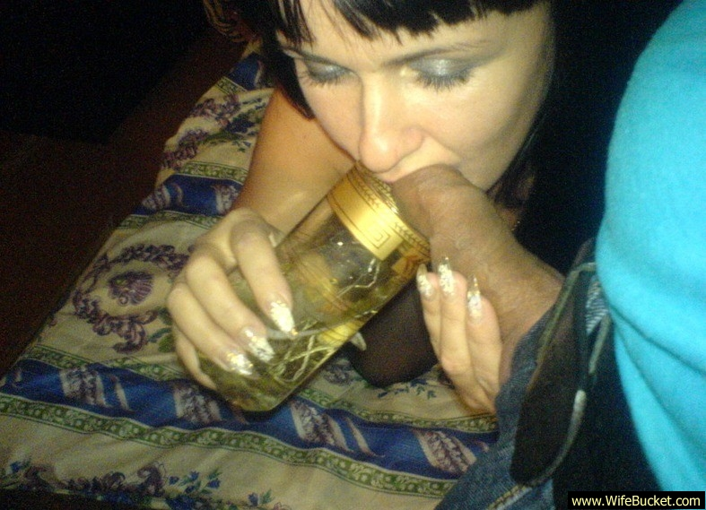 WifeBucket | Drunk amateur wife shared