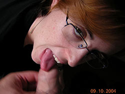 Blowjob from this UK amateur wife