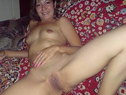 Sex with an older amateur hooker