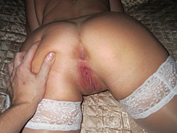 MMF threesome with a drunk amateur MILF