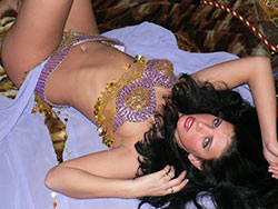 Nudes of a beautiful Muslim woman