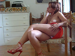 Naked pics of a hot amateur wife over 40