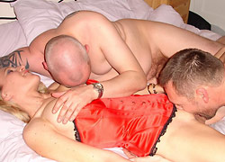 Amateur orgy with hot amateur wives