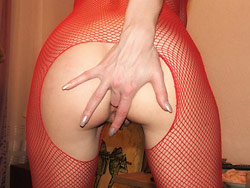 Hot wife dresses for the gangbang