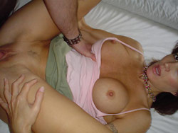 Real wife homemade sex pics