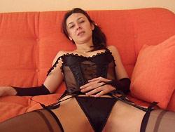 Amateur wife sexy lingerie pics