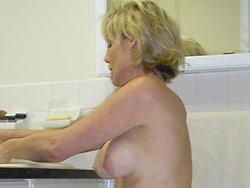 Hot blowjobs pics from a real mature slut