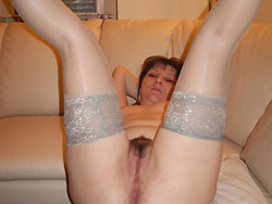 Hot MILF giving great blowjobs