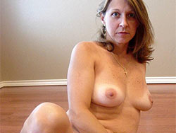 Nude pics of real wife over 40
