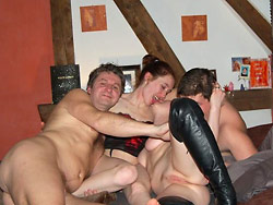 Wife swap pics from this real amateur orgy