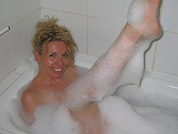 Nude photos of a real MILF wife
