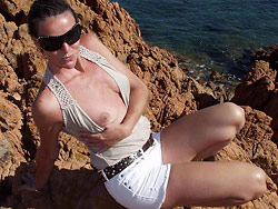 User-submitted nudes of a hot amateur MILF