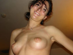 Nudes of a bigtit amateur wife