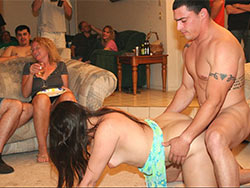 User-submitted pics of real amateur swingers
