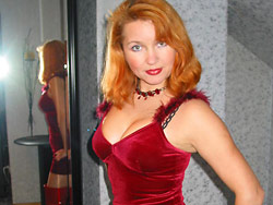 Hot nude pics from a real Russian MILF