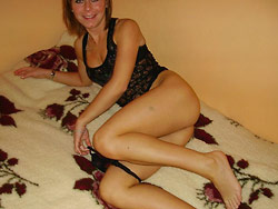 User-submitted pics of a hot Euro wife getting fucked
