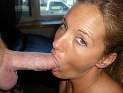Amateur mom blowjob pics