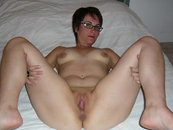 Homemade nudes of a real French wife