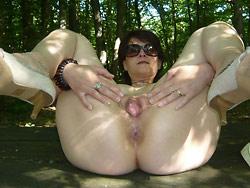 Amateur wife public nudity pics