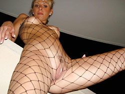 User-submitted naked pics of a hot amateur wife