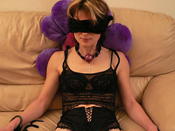 Homemade sex pics with a real MILF slave