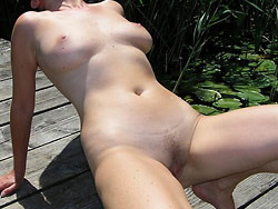 Amateur blowjob gallery from a real amateur MILF