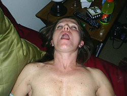 Wife-swap sex pics from a real amateur orgy