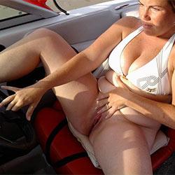 BBW wife homemade sex pics