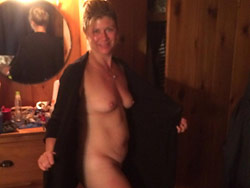 Nudes and blowjobs from this real amateur wife
