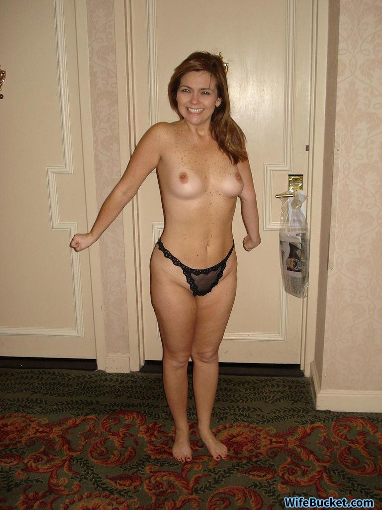 Naked wife over 40