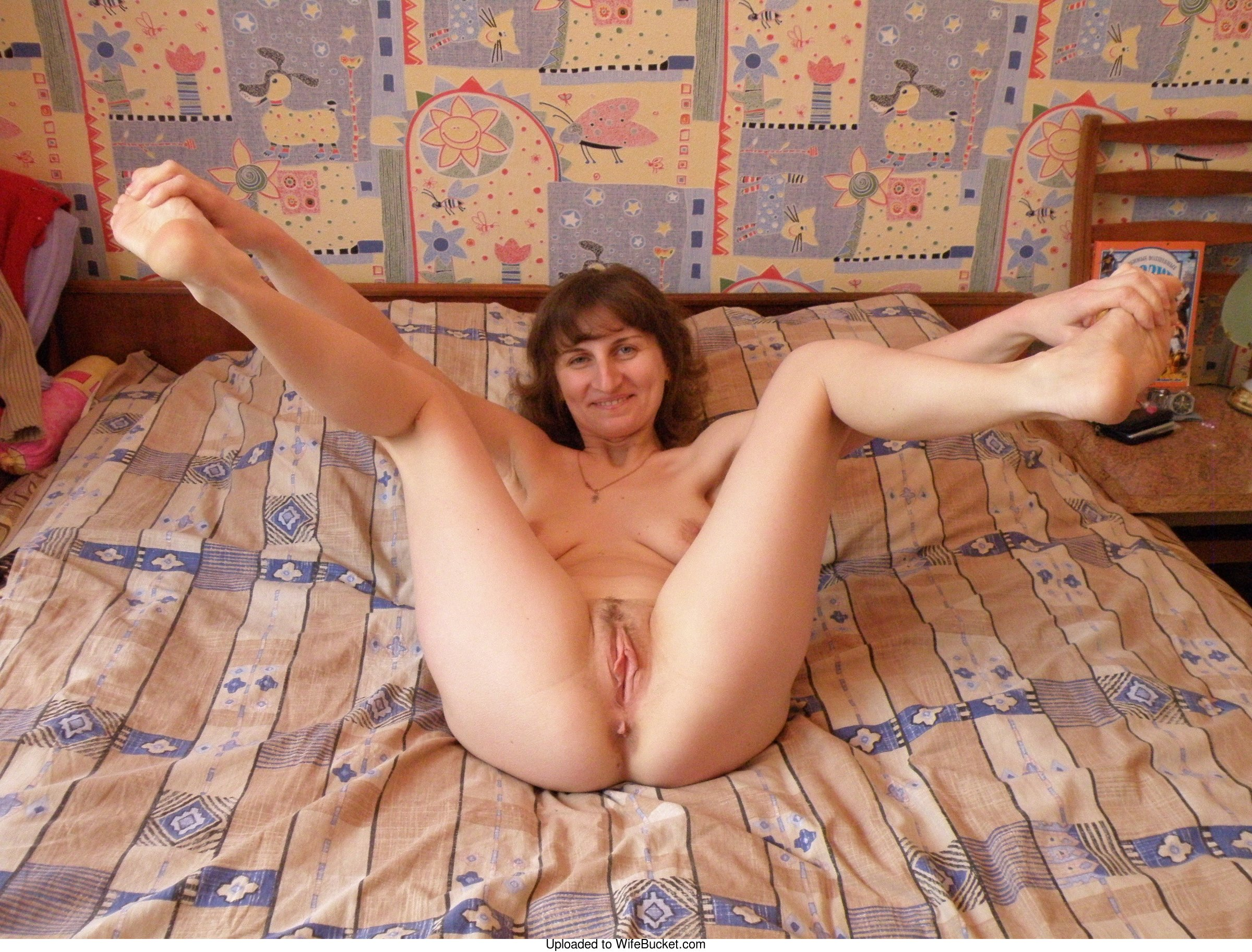Sally From Montana And 4 More Naked Amateur Wives -6081