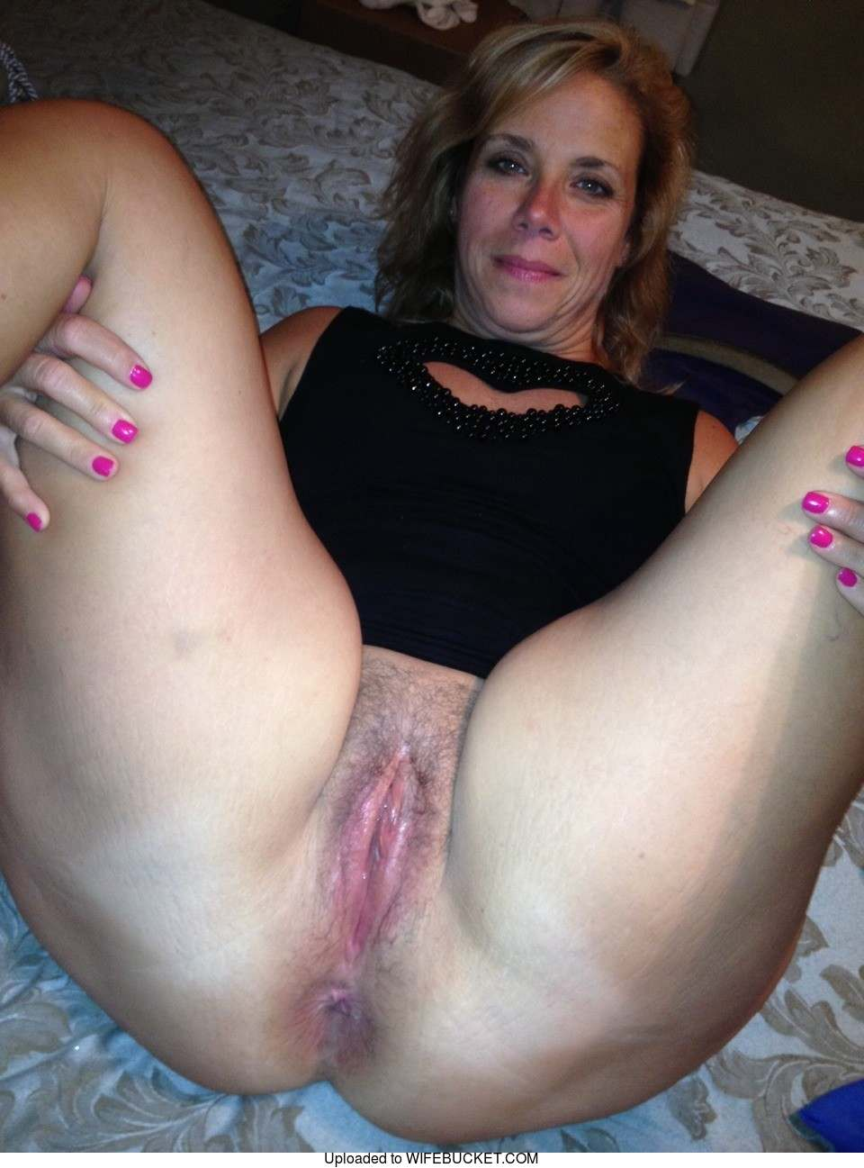 Real Mature Wife Porn