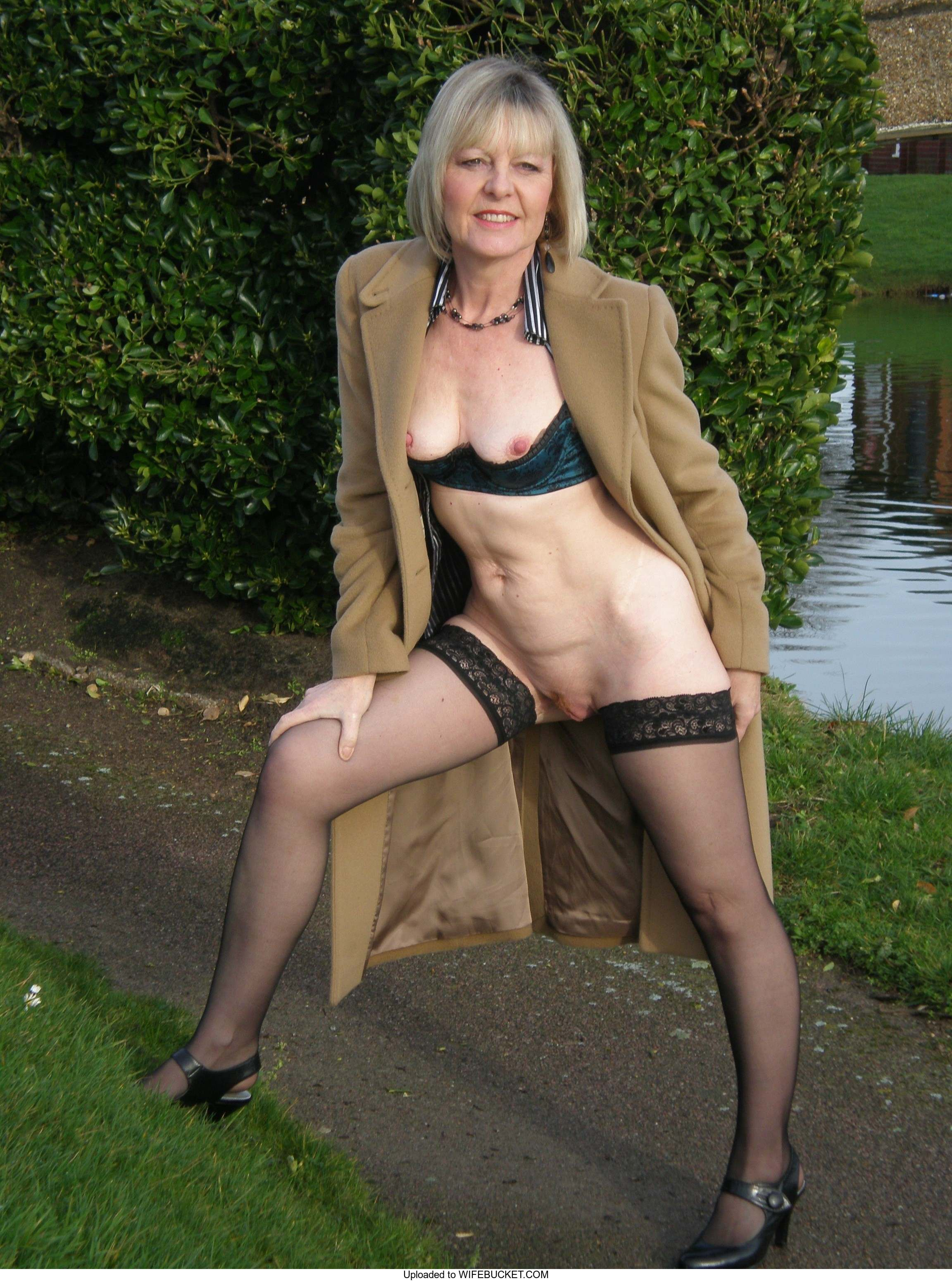 Nude Matures Archives  Wifebucket  Offical Milf Blog-8375