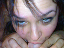 Hot blowjobs from a real amateur wife