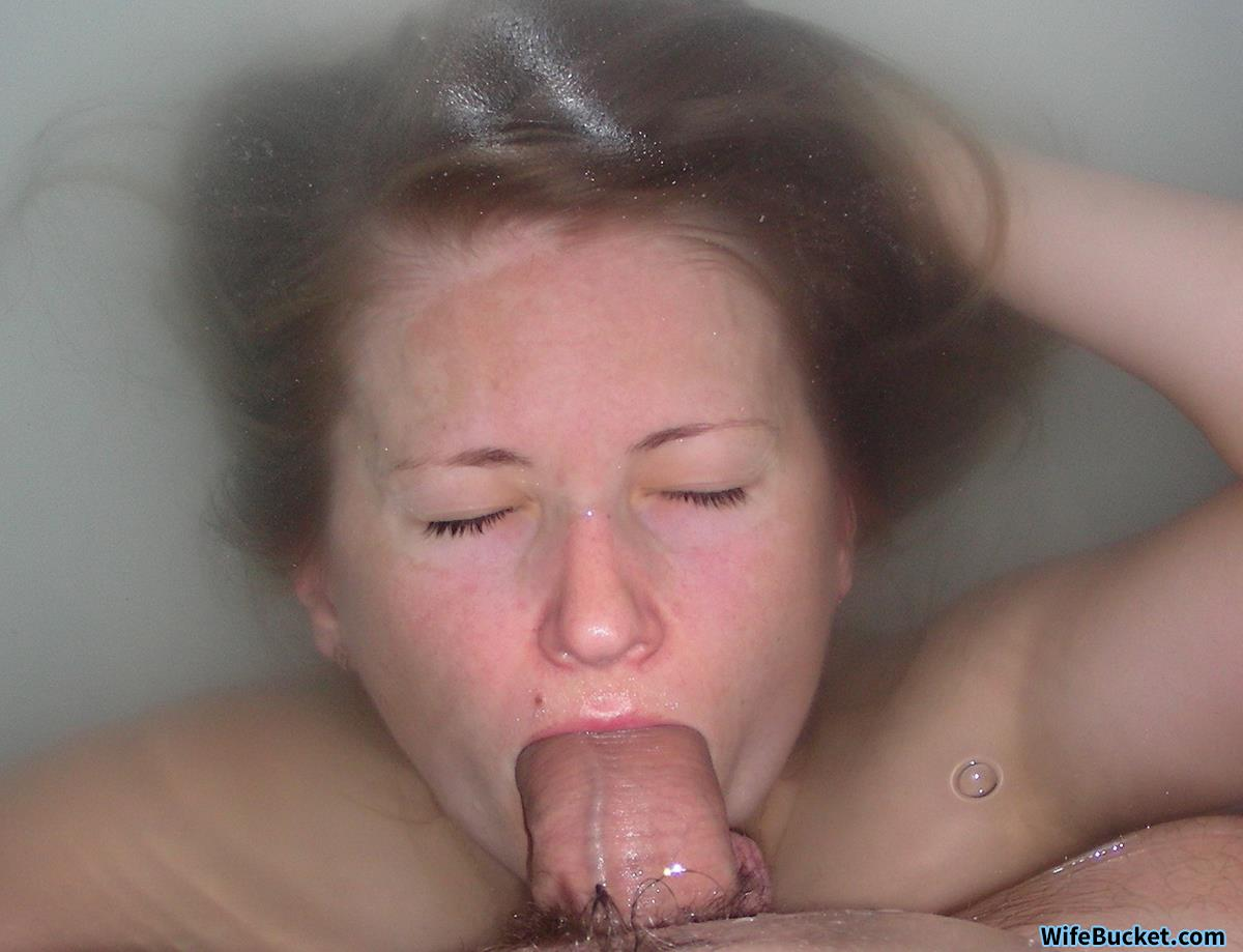 Blowjob wife compilation