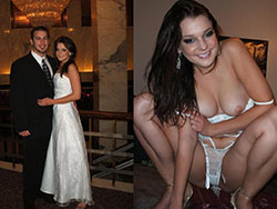 WifeBucket Pics | Young bride nude after the wedding