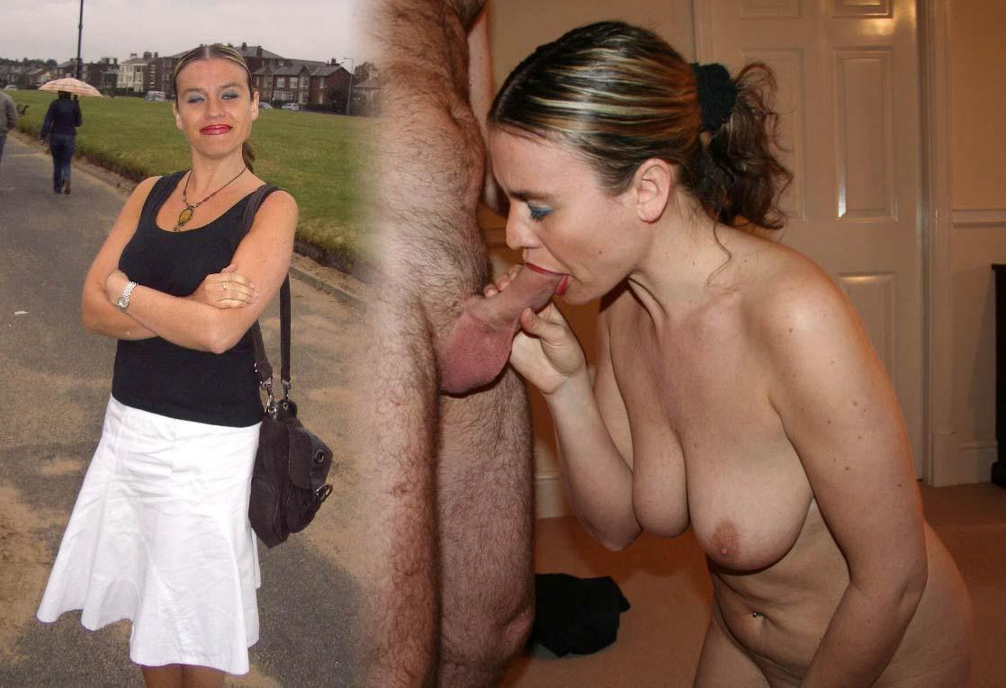 horny mature women before after