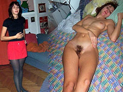 WifeBucket Pics | Before-after nudes of real wife with hairy pussy